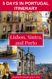 5 Days in Portugal Itinerary Lisbon, Sintra, and Porto