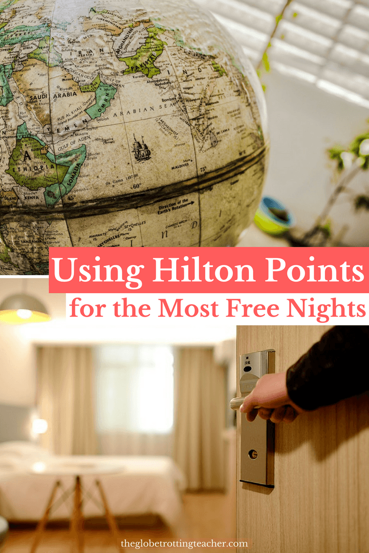 Redeem Hilton Points in Geographic Sweet Spots for the Most Nights