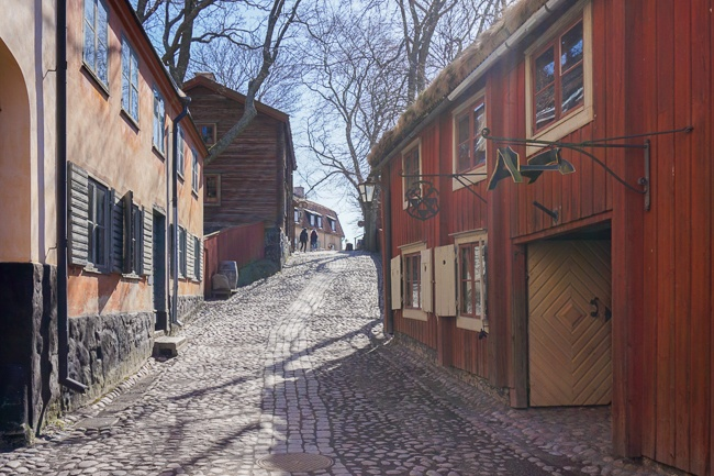 3 days in Stockholm Skansen