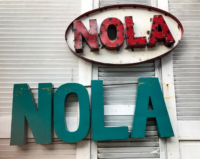 3 days in New Orleans itinerary Nola