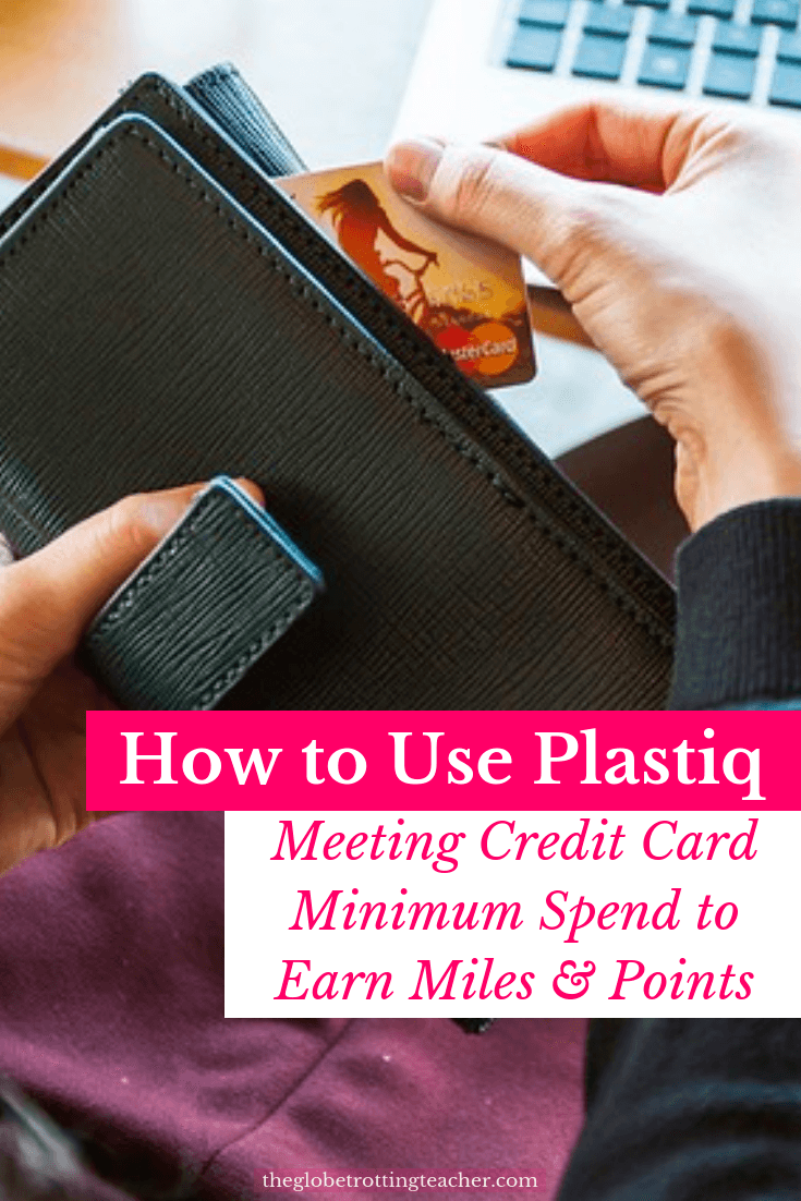 How to Use Plastiq to Meet Credit Card Minimum Spend