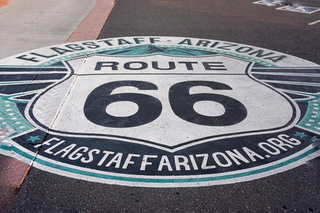 flagstaff Arizona Route 66