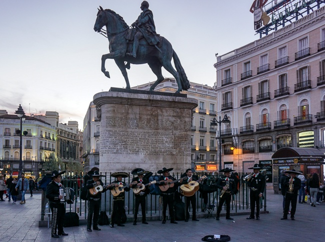 Places to See in Madrid