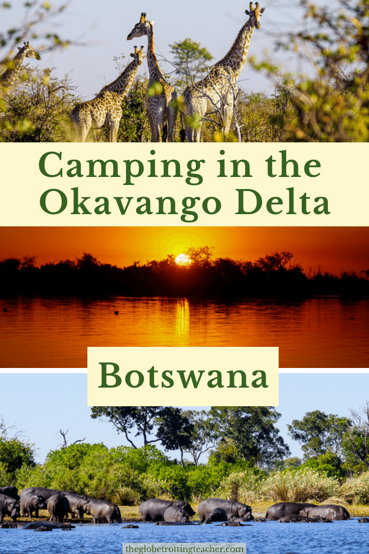 Okavango Delta Camping: An Unforgettable Experience in the Wild