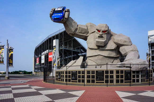 Kent County Delaware Dover International Speedway
