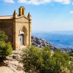 Day trip to Montserrat hiking to Saint Joan Chapel