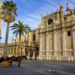Seville Spain Historic Center