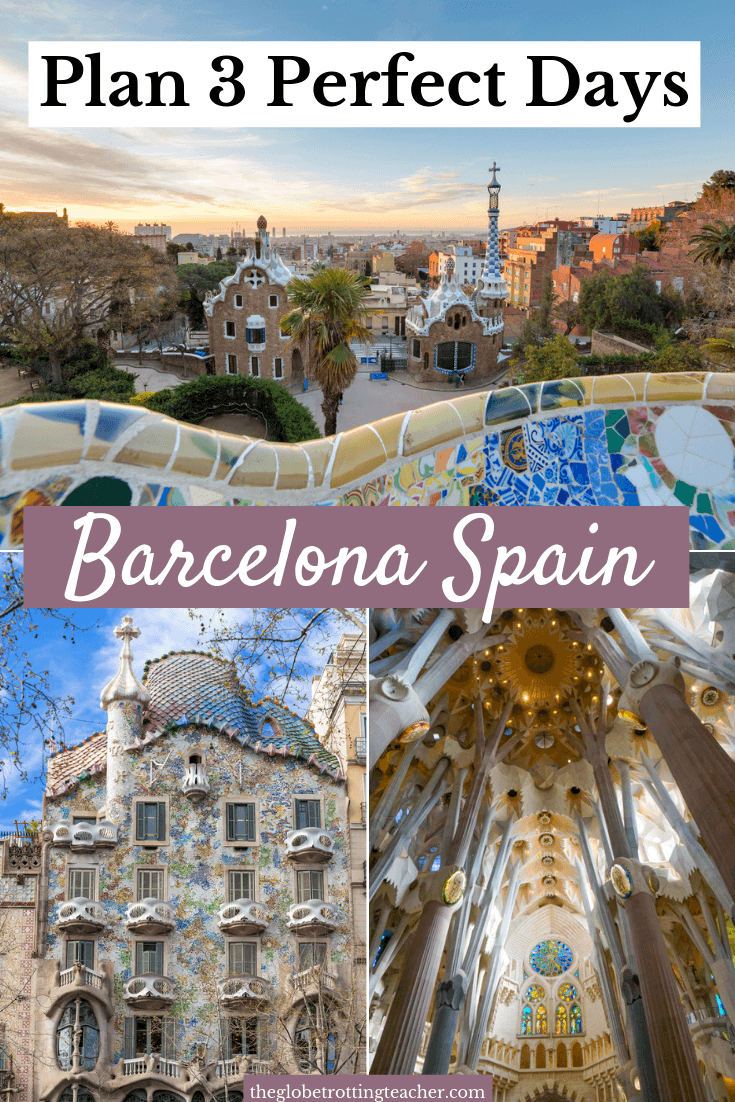 What to Do in Barcelona for 3 Days: A Complete Guide