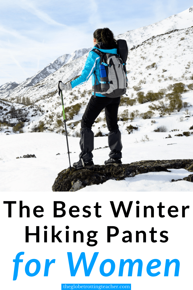 The Best Winter Hiking Pants for Women