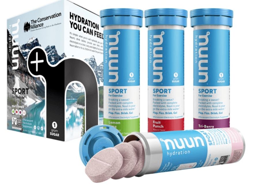 REI Nuun Hydration Tablets