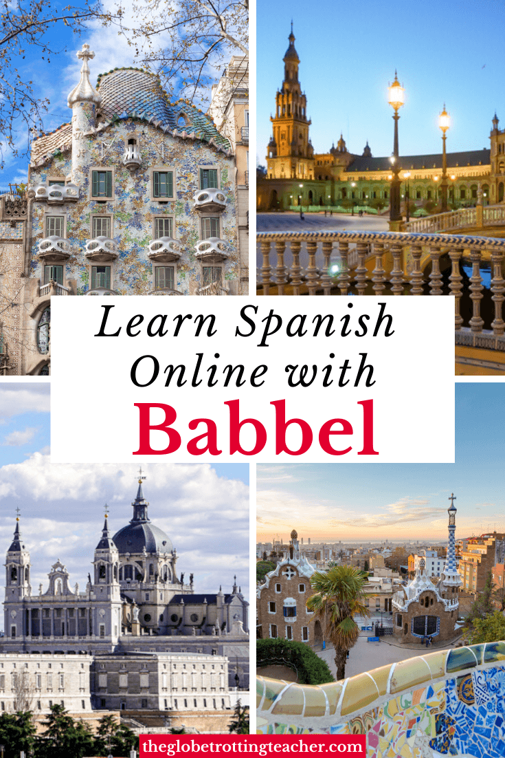 Babbel Spanish Review
