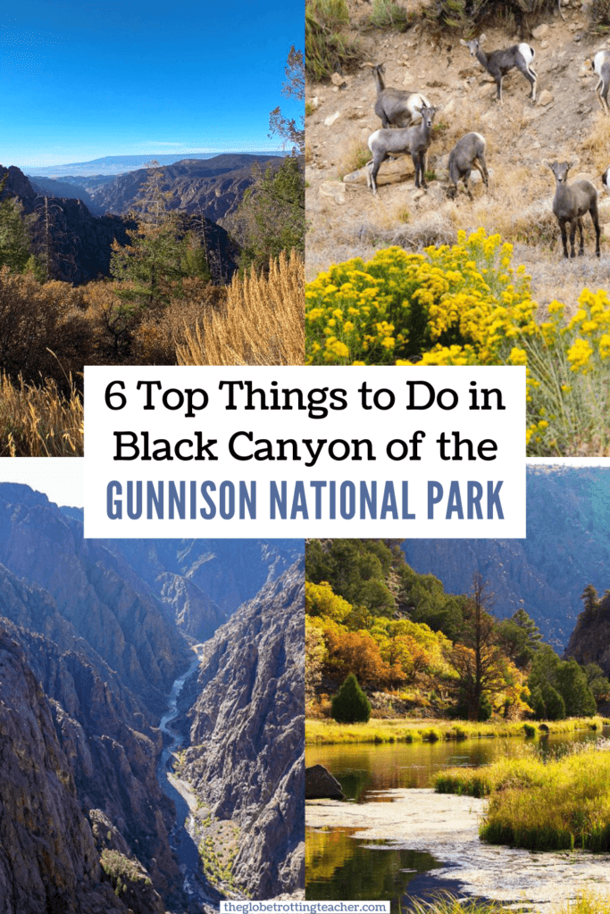 Things to do in Black Canyon of the Gunnison National Park